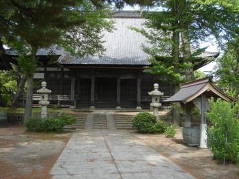浄福寺 本殿