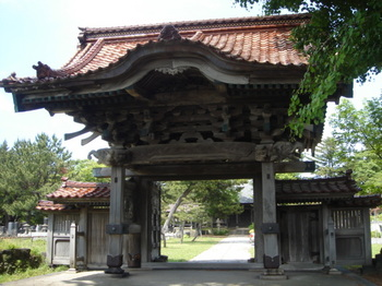 浄福寺 唐門